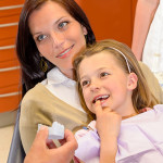 How Mothers Are Role Models for Children's Oral Health